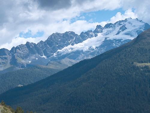 Národní park Stilfserjoch, 1. část