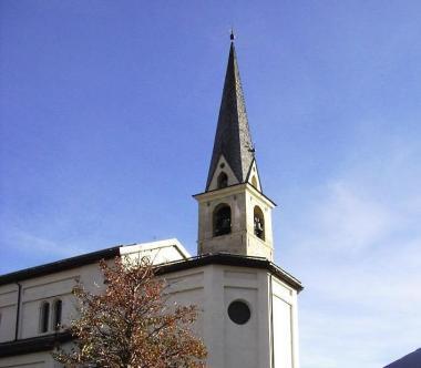 Památky v Livignu