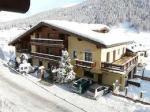 Italský hotel Amerikan v zimě